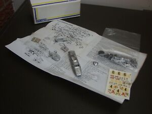 1970 Ferrari 312B F1, SMTS white metal kit in 1/43 scale