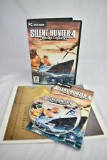 PC Game Silent Hunter 4 Wolves of the Pacific Win XP