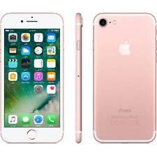 "Apple iPhone 7 32GB - Rose Gold - (Unlocked) - 1 Year Warranty -""Grade A"""