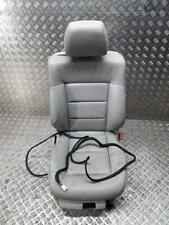 Mercedes-Benz E Class W212 2009 To 2013 Leather Front Seat RH Driver O/S+WARRANT