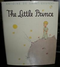 Antoine de Saint-Exupery The Little Prince 1943 HC DJ Harcourt Brace & World