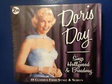 DORIS. DAY.       SINGS  HOLLYWOOD  N.  BROADWAY.        TWO DISC BOXSET.