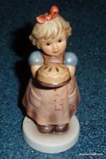"""Country Kitchen"" Goebel Hummel Figurine #2381 TMK9 Girl With Cake ORIGINAL BOX!"