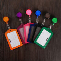 Tag Worker No Zipper ID Card Holder Office Supplies Badge Case Protective Shell