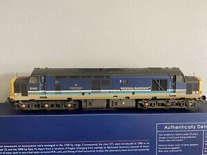 Bachmann 32-376A 37422 'Robert. F. Fairlie' BR Regional Railways (Weathered)