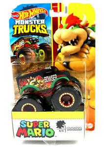 Mattel Hot Wheels Monster Trucks Super Mario LKW / GKD19 Bowser