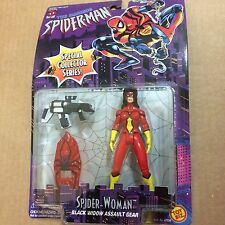 The Amazing Spider-Man - Spider-Woman with Black Widow Assault Gear