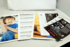 Canon EOS 40D Camera Miscellaneous paperwork Brochures