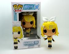 Vocaloid Kagamine Rin Cute Anime Funko - Pop! Vinyl Figure Yellow Hair a F01