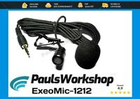 Original ExeoMic-1212 Microfon Autoradio Bluetooth PC Laptop Radio GPS Mikrofon