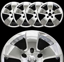 "4 CHROME 09-12 Dodge Ram 1500 20"" Wheel Skins Hub Caps 5 Spoke Alloy Rim Covers"