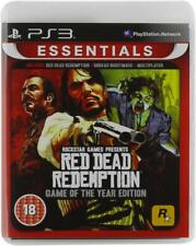 Red Dead Redemption PS3 GOTY + Undead Nightmare - UK PAL - Free UK P&P - NEW !