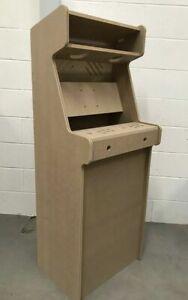 Arcade Machine Flatpack Kit 2 Player 12mm MDF Mame Retropie Jamma pandoras box 6