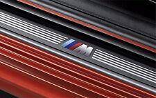 Genuine BMW M Sport Door Sill Trim Strip Retrofit Kit E81 E82 1 Series