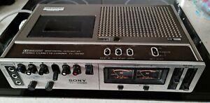 Vintage SONY TC-152SD Stereo Cassette-Corder Recorder
