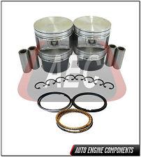 02-06 Piston Ring 2.5 L for Nissan QR25DE Altima Sentra #PR001