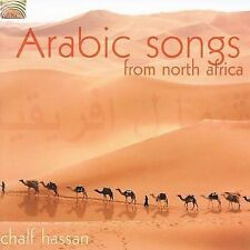 Chalf Hassan-Arabic Songs From North Africa CD NEW