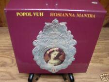 POPOL VUH 8 CD JAPAN OBI REPLICA LP LIMITED EDITION RARE AUDIOPHILE Box Set