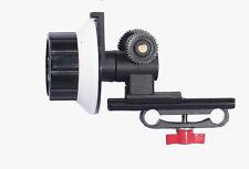 Follow focus Stabicam 15mm Rod, for DSLR, Rig, camera