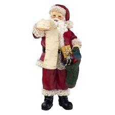 Dollhouse Miniature Figure - Santa Standing - HW 3094