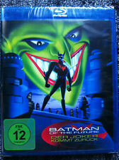 BATMAN BEYOND - RETURN OF THE JOKER - Blu Ray Region ALL