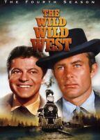 The Wild Wild West: The Fourth Season [New DVD] Full Frame, Restored, Slim Pac