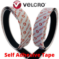 VELCRO® Brand Genuine Self Adhesive Tape 10mm, 16mm and 25mm Hook and Loop Tape