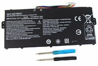 New AC15A3J Battery For Acer Chromebook 11 CB3-131, Chromebook R11 CB5-132T