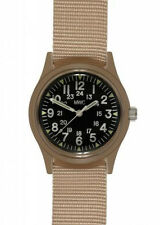 MWC Ltd Edition US Desert Pattern Vietnam Watch Black dial