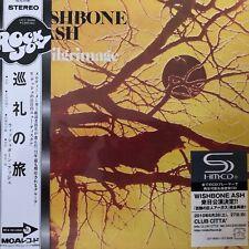 Pilgrimage by Wishbone Ash (SHM-CD. jp mini LP),2010, UICY-94484 / Japan