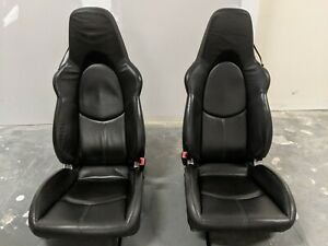 Porsche Boxster 987 Embossed Sports Seats 997