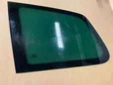 Ford C-Max 2003 - 2010 Nearside rear quarter panel glass