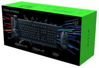 NEW Razer Power Up Gaming Bundle Cynosa Lite + Kraken X Lite + Viper Mouse