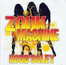 CD audio.../...ZOUK MACHINE.../...KOUD' SOLEY.....