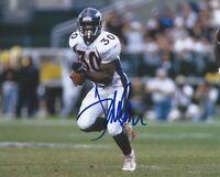 Terrell Davis Autographed Signed 8x10 Photo ( HOF Broncos ) REPRINT