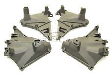 X-MAXX SHOCK TOWERS (Front Rear Left & Right Halves) Traxxas 77086-4