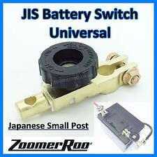 Battery Switch Isolator Cut Off Switch - Japanese Import Cars With Small Posts