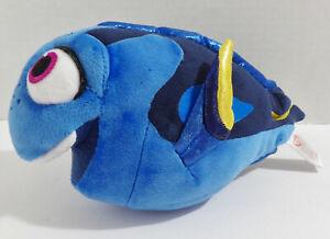 TY Sparkle Disney Finding Nemo Plush Blue Dory Fish Toy Animal C27