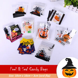 Halloween Trick Or Treat Party Sweet Candy Loot Bags