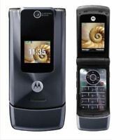 "Motorola W Series W510 Cellular Phone Bluetooth1.9"" GSM Original Unlocked"