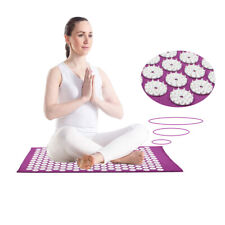 Mat Body Cushion Massage Pain Relieve Yoga Acupuncture Spike Stress Relief