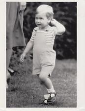 Prince William- 2nd Birthday Photocall - Press Photo