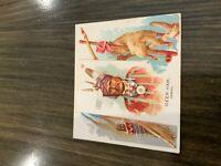 1888 N36 Allen & Ginter The American Indian Deer Ham Ioway