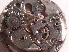 partial for parts/repair Eta 2651 movement,