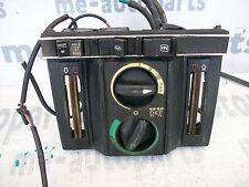 1973-1980 MERCEDES W116 280SEL 280SE 450SEL OEM AC HEATER CLIMATE CONTROL