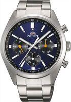 ORIENT Watch Standard Neo 70's PANDA Quartz WV0021UZ Men's NEW