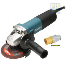 Makita 9557NBR 110v 840w 115mm angle grinder 3 year warranty replaces 9557NB