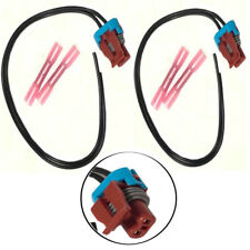 2 X New Purge Valve Connector Pigtails CCP Charcoal Canister For 1990-2012 GMC