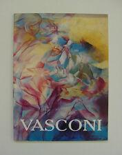 Franco Vasconi, Galleria Palmieri Busto Arsizio presentazione di Gianluigi Colin
