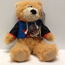 "Teddy Bear 14"" With Marvel Thor T-Shirt With Tags"